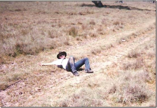Rob on Ground