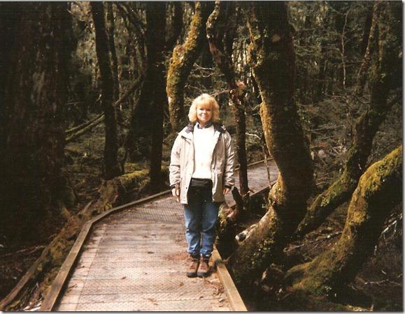 Paula Hiking