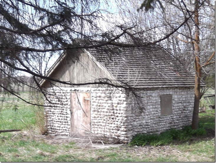 Stone House at Warden's