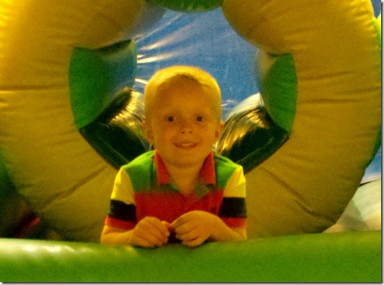 In the Bouncy