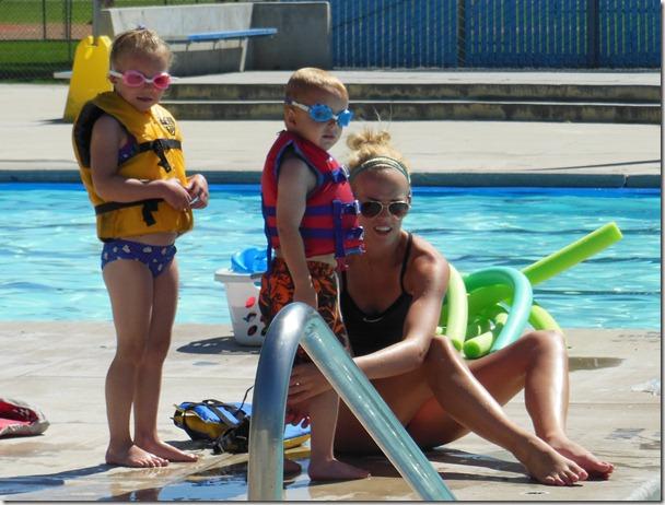 Hannah and Kids