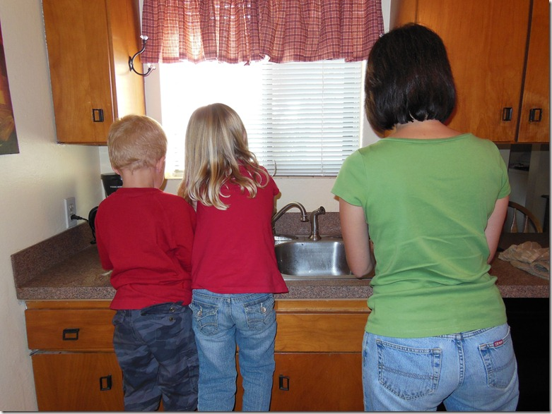 Tami and Kids Dishes