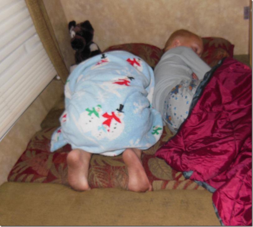 Boys Sleep