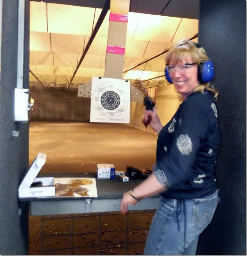 Christine Shoots