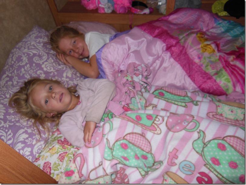 Girls Sleep