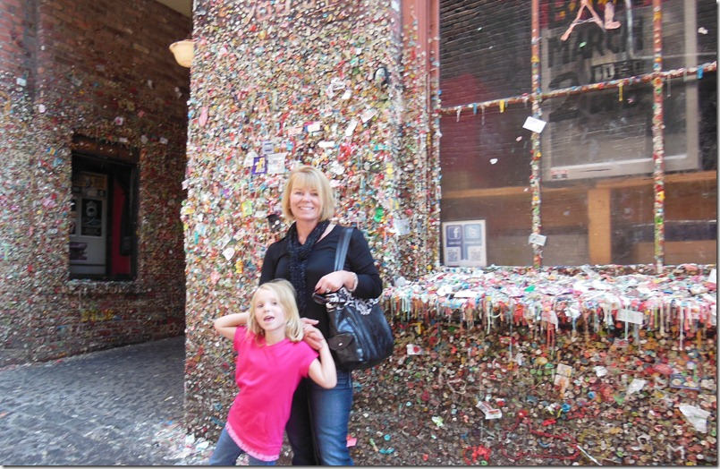 Seattle Bubble Gum Alley