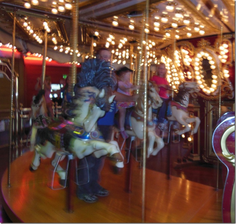 Seattle Carousel