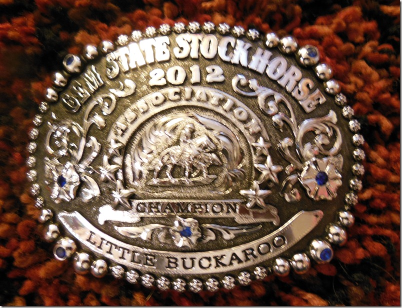 First Buckle
