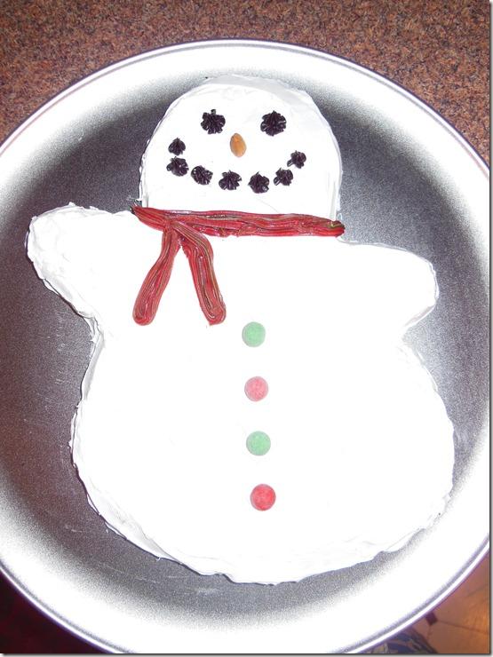 Frosty Cake