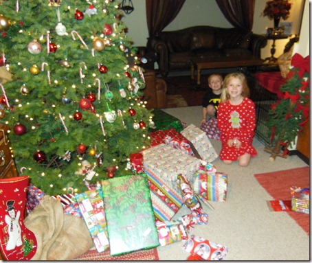 Santa Came