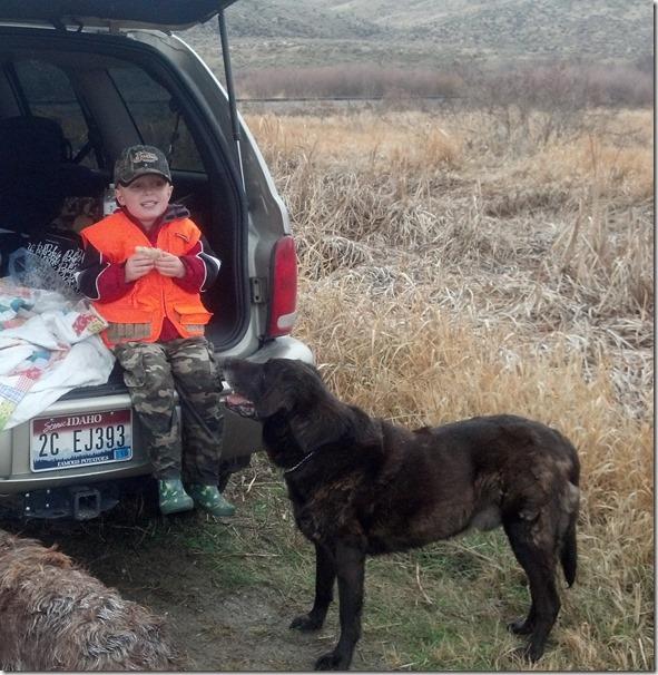 Hunting Sandwich