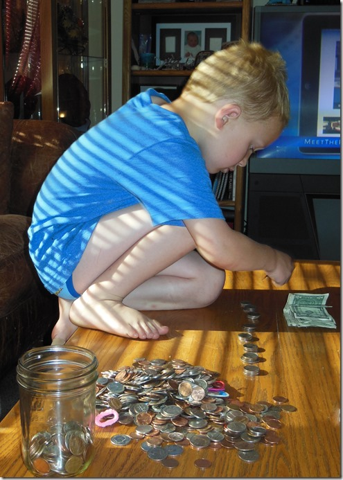 Counting the Quarters