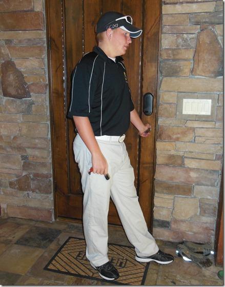 McCall Pro Golfer
