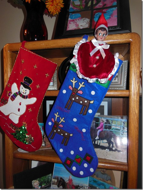 Xmas in the Stocking