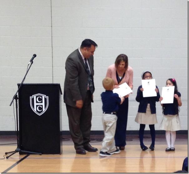 Zachs Award