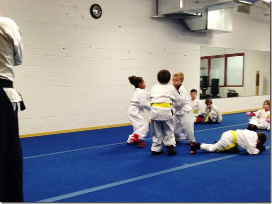 Karate Spar 16 (2)