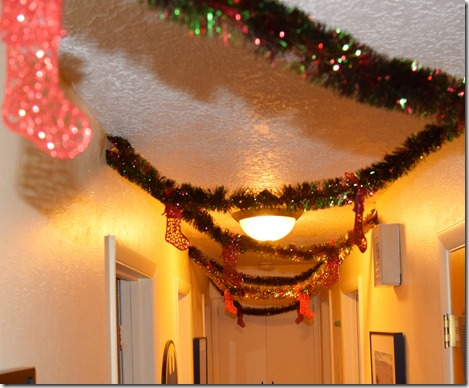 Garland down the Hall